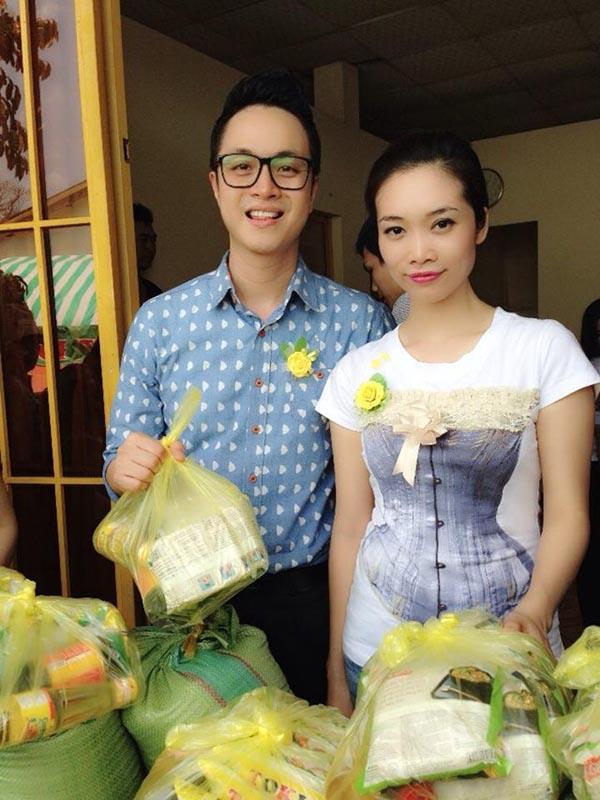 Nhật Tinh Anh và bạn gái xinh như mộng: Yêu 18 năm không sống thử - 6