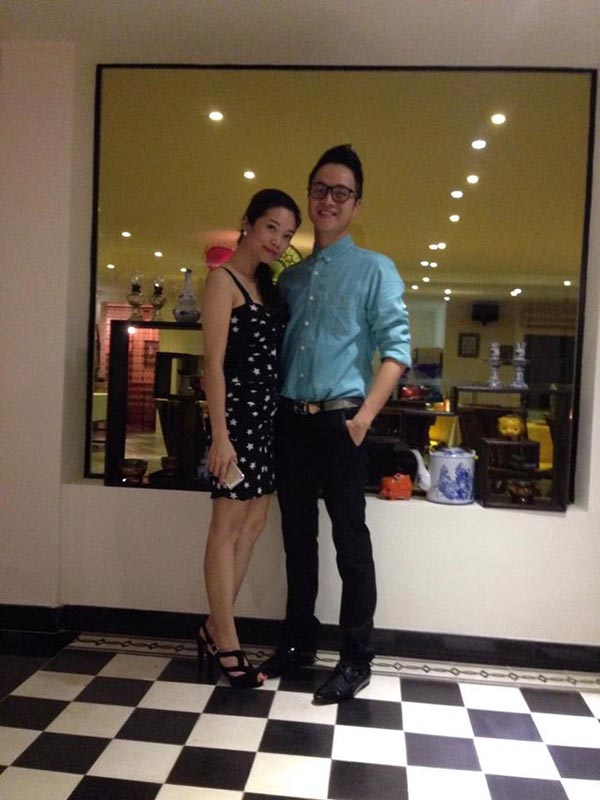 Nhật Tinh Anh và bạn gái xinh như mộng: Yêu 18 năm không sống thử - 7