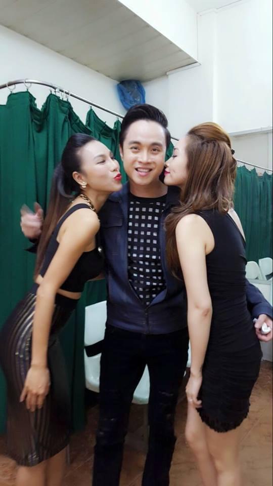 Nhật Tinh Anh và bạn gái xinh như mộng: Yêu 18 năm không sống thử - 12