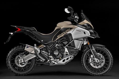 Ducati trình làng xế phượt Multistrada Enduro Pro mới - 1