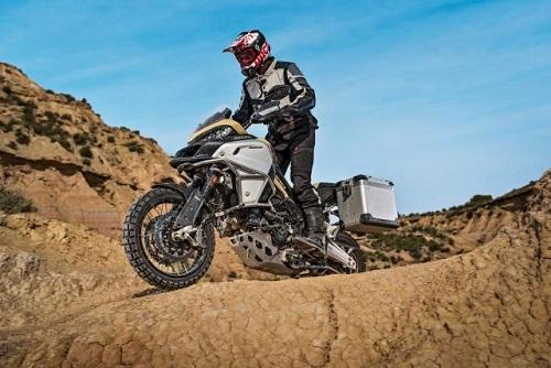 Ducati trình làng xế phượt Multistrada Enduro Pro mới - 2