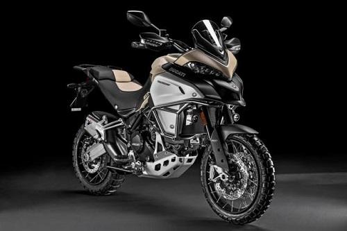Ducati trình làng xế phượt Multistrada Enduro Pro mới - 3