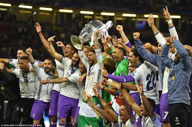 Real Madrid chiêu mộ siêu sao: Độc chiêu của gã nhà giàu tinh quái - 2