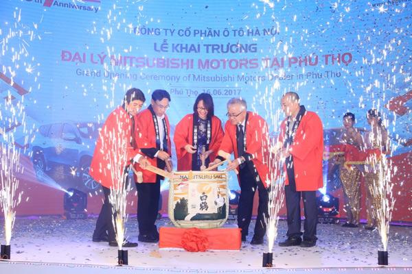Mitsubishi Motors Việt Nam vừa khai trương thêm đại lý tại Việt Trì – Phú Thọ - 3