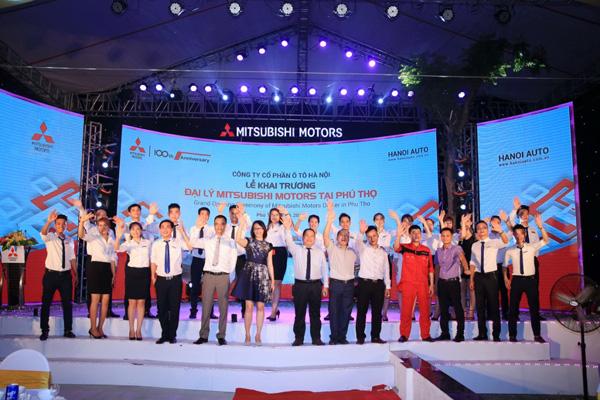 Mitsubishi Motors Việt Nam vừa khai trương thêm đại lý tại Việt Trì – Phú Thọ - 4