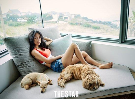Nữ hoàng sexy Lee Hyori lôi cuốn với số đo ba vòng hoàn mỹ - 3