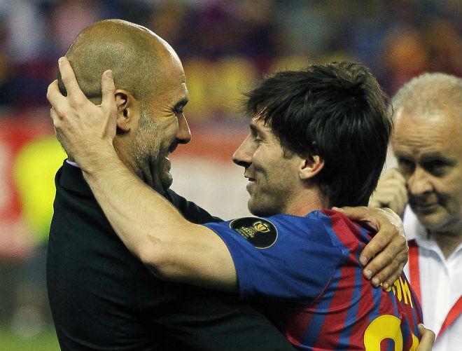 """Messi """"trêu ngươi"""" Barca: Không gia hạn, miễn phí đến Man City - 2"""