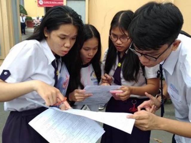 Hơn 4 nghìn thí sinh bỏ thi THPT Quốc gia - 2