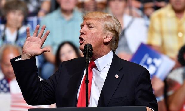 Ông Trump nói lý do không chọn người nghèo vào nội các - 2