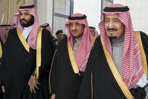 Thái tử Ả Rập Saudi bị phế truất: Cuộc chiến vương quyền? - 1