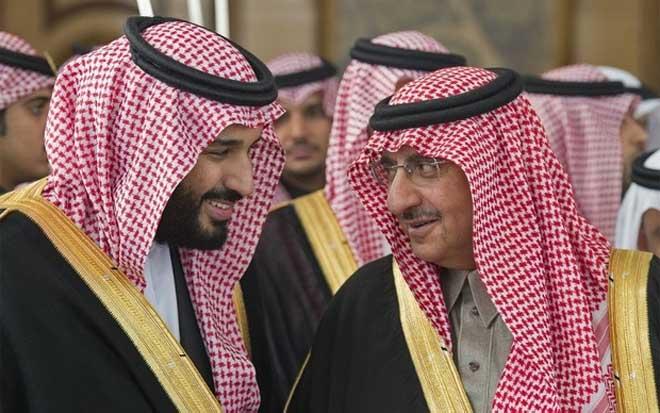 Thái tử Ả Rập Saudi bị phế truất: Cuộc chiến vương quyền? - 3