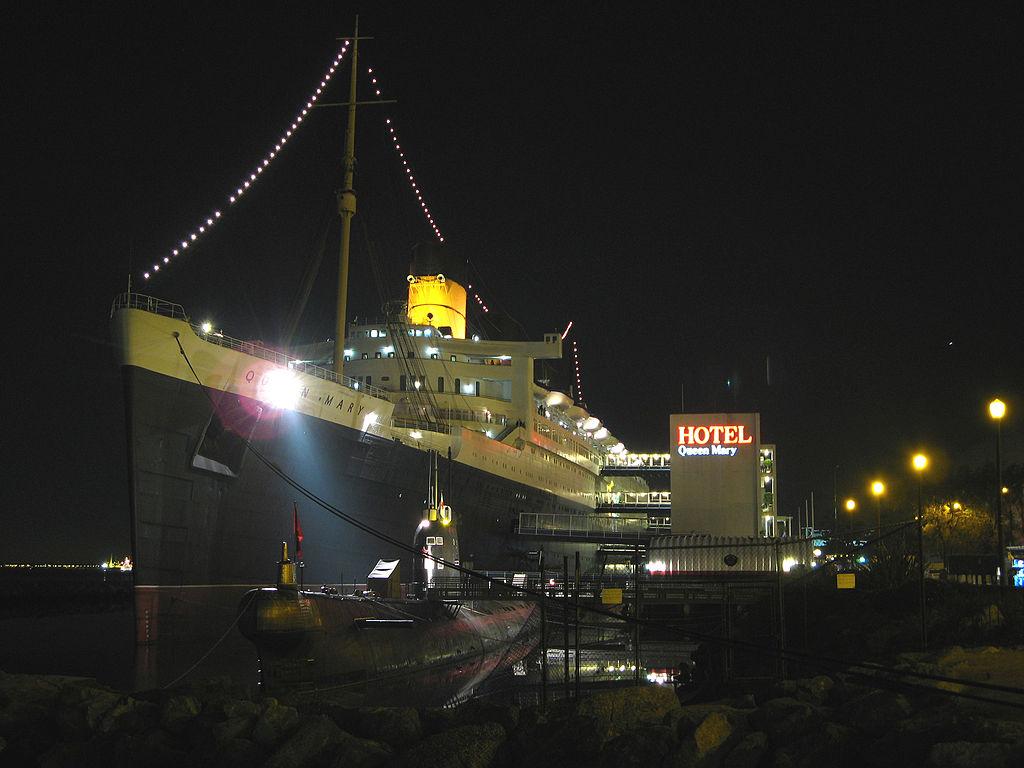 Lạnh gáy qua đêm trên con tàu ma huyền thoại ở California - 2