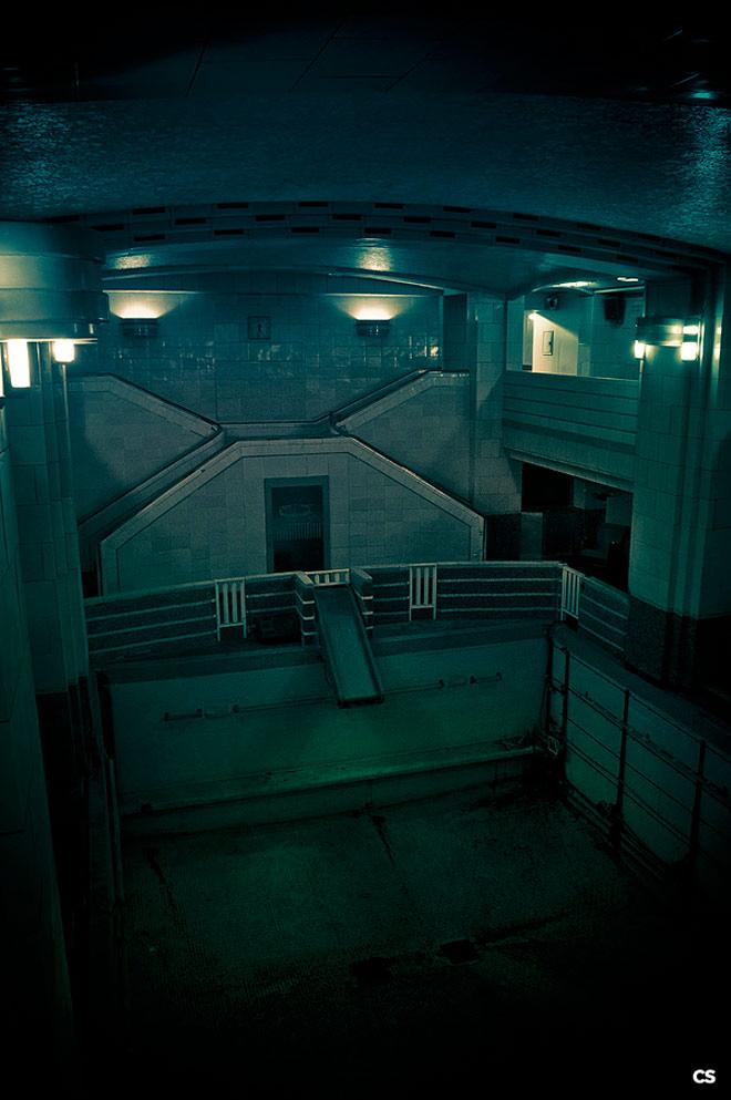 Lạnh gáy qua đêm trên con tàu ma huyền thoại ở California - 6