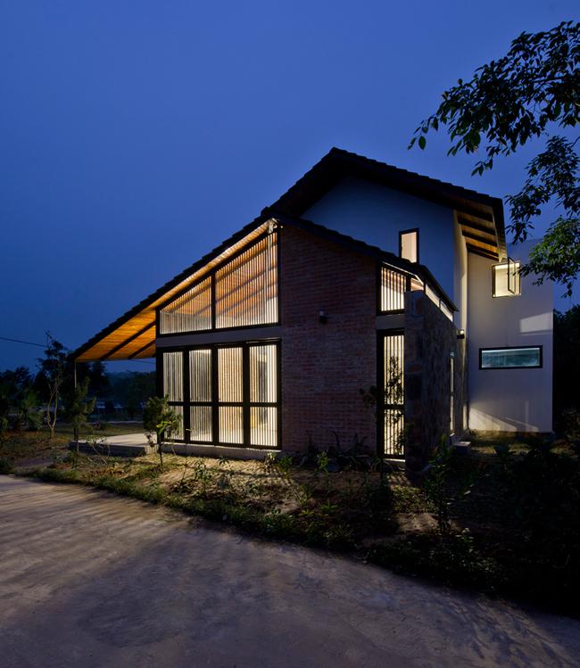 Toàn bộ chi phí để hoàn thành căn nhà này chỉ khoảng 630 triệu đồng.