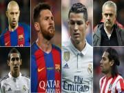 """Bóng đá - """"Thập đại kỳ án"""" trốn thuế: Kinh điển Ronaldo – Messi """"nhúng chàm"""""""