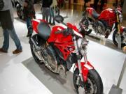 Ducati tung loạt xe tiêu chuẩn khí thải mới ra Nam Á
