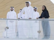 Quốc vương Qatar lần đầu xuất hiện trong khủng hoảng