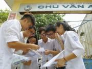 Nhận định đề thi môn Văn THPT 2017: Dễ thở, thí sinh làm bài nhanh