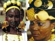 Bạn trẻ - Cuộc sống - Sốc với độ chịu chơi của các nàng tiểu thư châu Phi