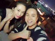 Nhật Tinh Anh và bạn gái xinh như mộng: Yêu 18 năm không sống thử