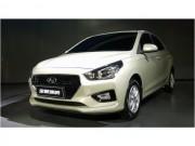 Tin tức ô tô - Hyundai Reina: Phiên bản nhỏ và rẻ hơn của Accent