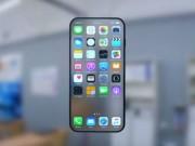 Dế sắp ra lò - Video trên tay iPhone 8 với cảm biến dấu vân tay ở mặt sau
