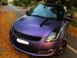 Suzuki Swift nổi bật với  ' bộ cánh '  màu tím mộng mơ