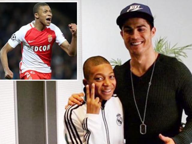 """Chuyển nhượng """"bom tấn"""" Mbappe: PSG ra giá kỷ lục, đưa Ronaldo về dìu dắt"""
