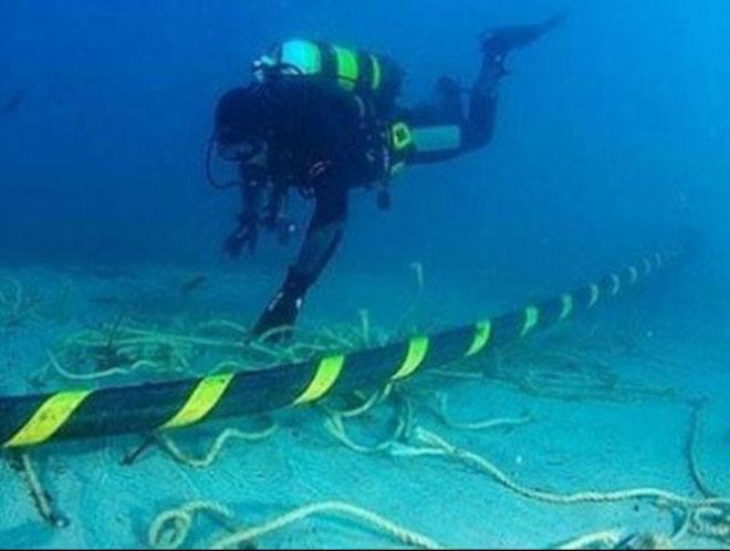 Vị trí đứt cáp quang biển APG cách trạm cập bờ Đà Nẵng 125km - 1