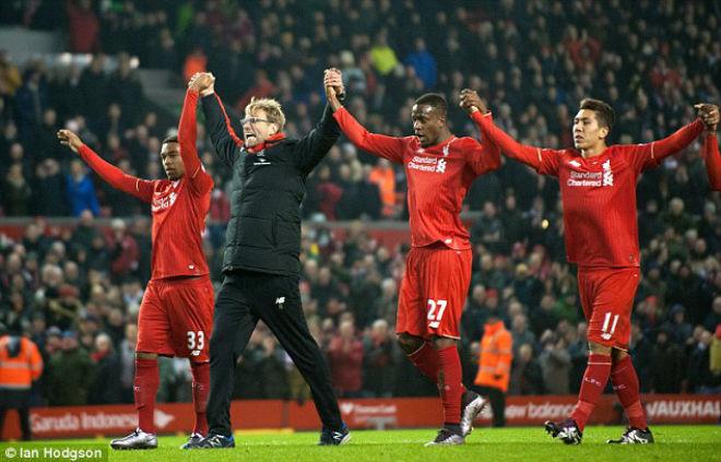 """Liverpool """"đốt"""" 1 tỷ bảng: Có tiền cũng không mua nổi cúp - 3"""