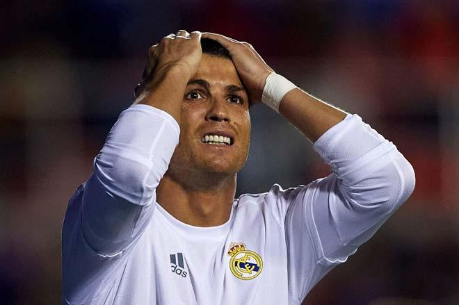 Ronaldo tính bỏ Real, Neymar hết lời khuyên ở lại - 1