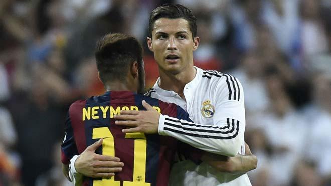 Ronaldo tính bỏ Real, Neymar hết lời khuyên ở lại - 2