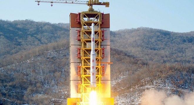 Triều Tiên vừa thử nghiệm động cơ tên lửa liên lục địa - 1