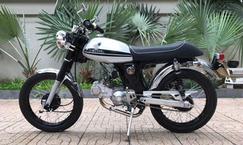 Cận cảnh Honda 67 độ trị giá 300 triệu đồng tại Việt Nam