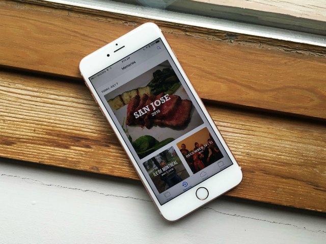 Apple quảng cáo tính năng Memories trên iPhone 7 cực cảm động