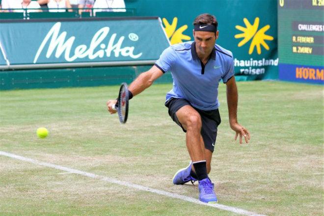 Chi tiết Federer - Mayer: Sức mạnh áp đảo (KT) - 3