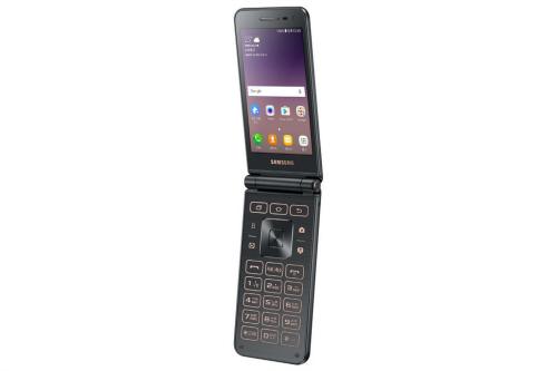 Điện thoại nắp gập Samsung Galaxy Folder 2 giảm giá - 2
