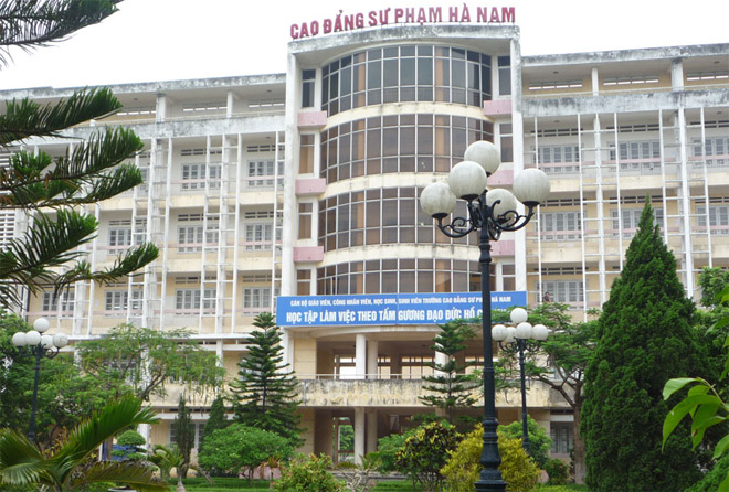 Trường Cao đẳng sư phạm Hà Nam tuyển sinh năm 2017 - 2