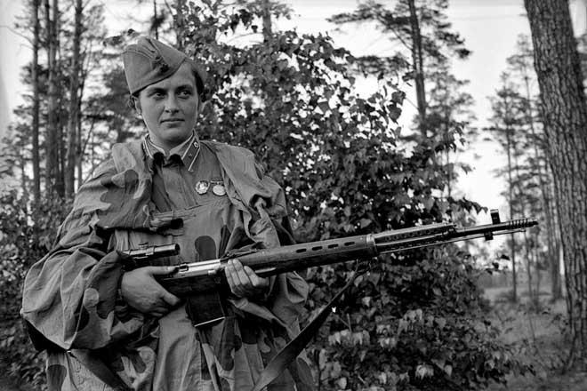 """3 nữ xạ thủ """"tử thần"""" Liên Xô gieo kinh hoàng cho quân Đức - 2"""