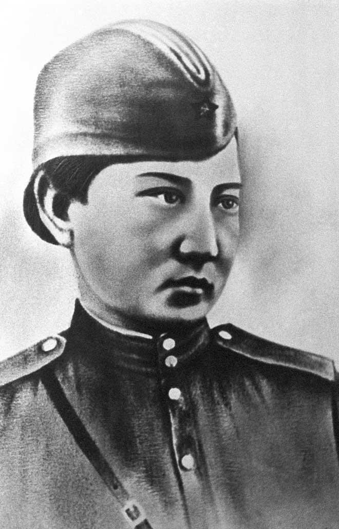 """3 nữ xạ thủ """"tử thần"""" Liên Xô gieo kinh hoàng cho quân Đức - 3"""