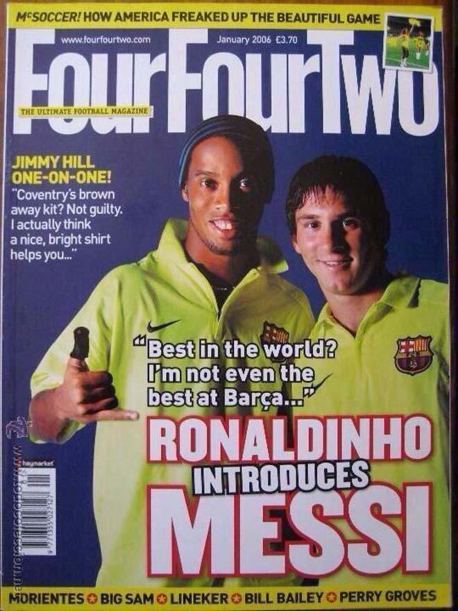 Messi sang tuổi 30: Ai hoàn hảo được như anh? - 2