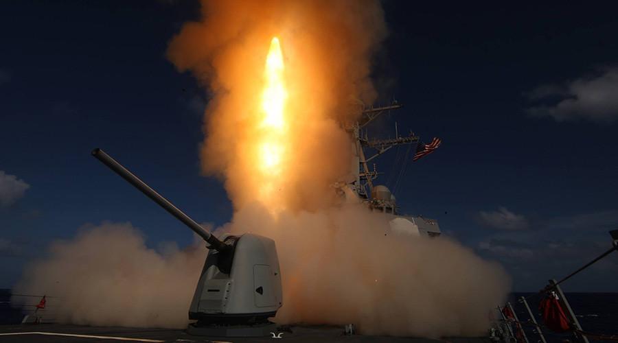Hải quân Mỹ thất bại khi thử tên lửa đánh chặn - 1