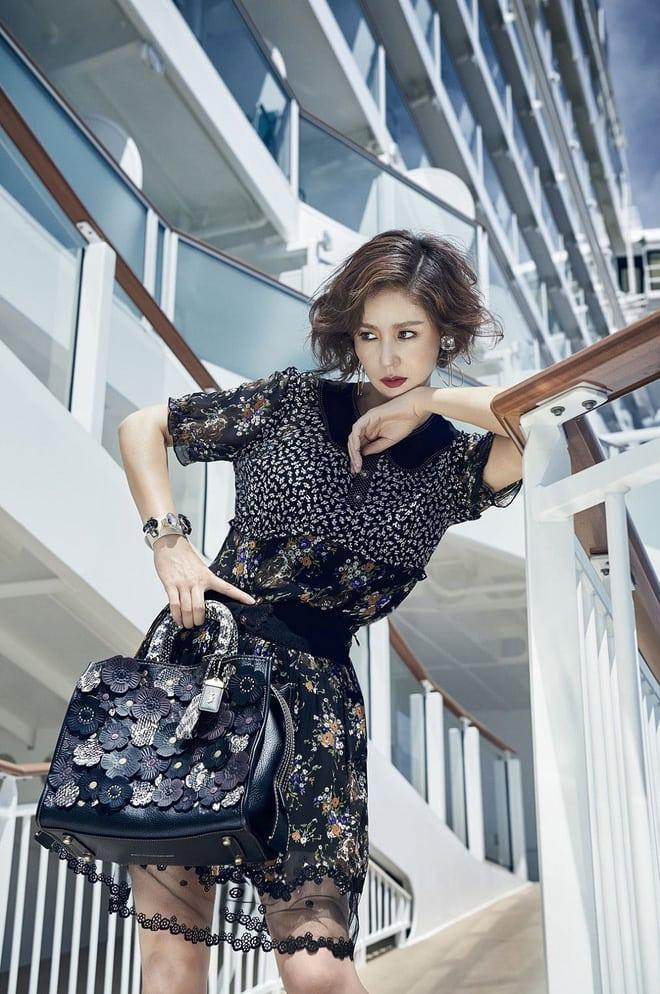 Phu nhân tỷ phú Hàn Quốc 50 tuổi vẫn nuột nà như thanh nữ - 5