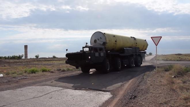 Video: Nga thử nghiệm tên lửa đánh chặn gắn được hạt nhân - 1