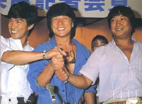 Những bộ phim 3 huynh đệ Thành Long oanh tạc điện ảnh Hong Kong - 1