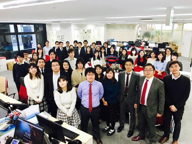 Chương trình mới hấp dẫn dành cho du học sinh Nhật Bản - 1
