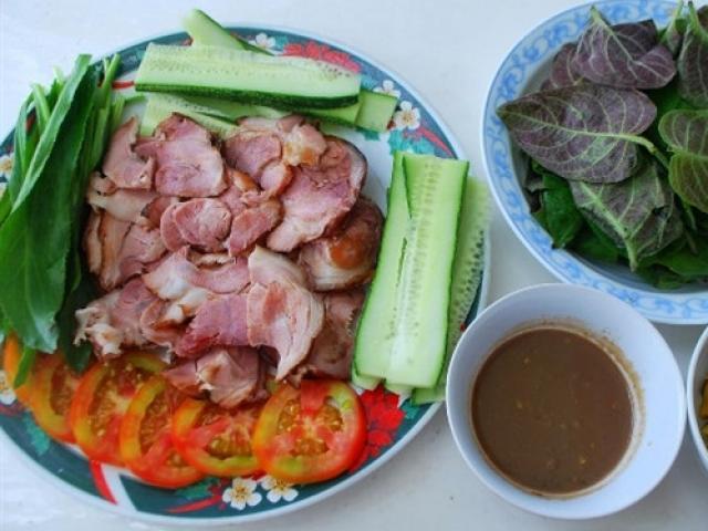 Thịt lợn đại kỵ nấu với những thực phẩm này