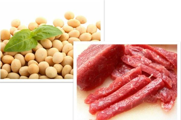 Thịt lợn đại kỵ nấu với những thực phẩm này - 3