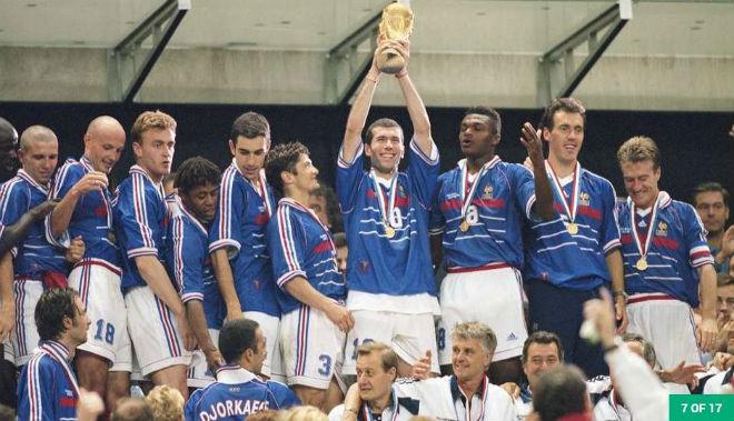 """Zidane sinh nhật tuổi 45: """"Thiên tài"""" có một không hai - 2"""