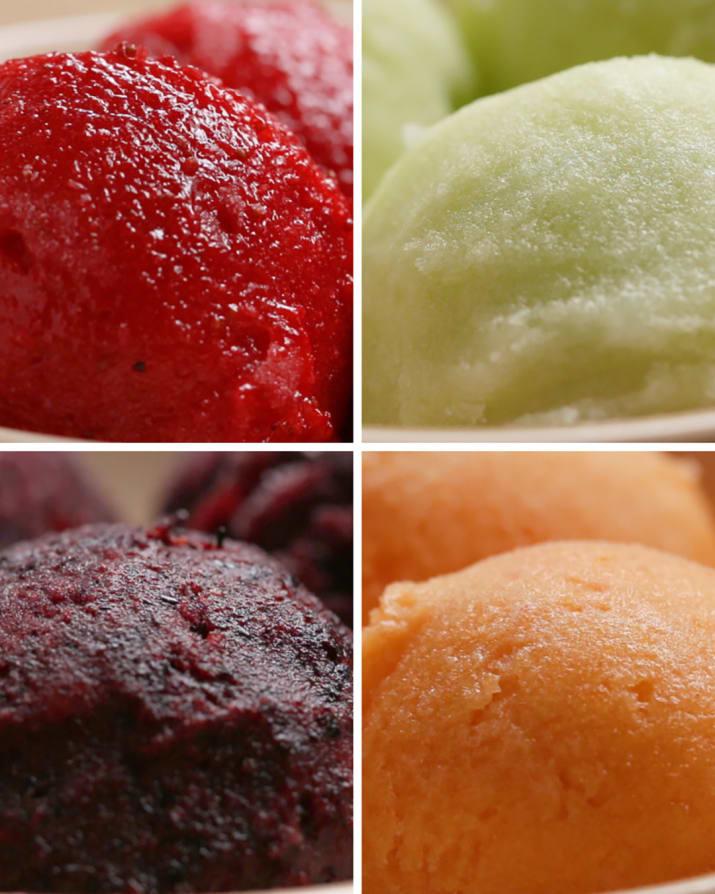 Tự làm kem trái cây tại nhà siêu dễ chỉ với 2 nguyên liệu - 1